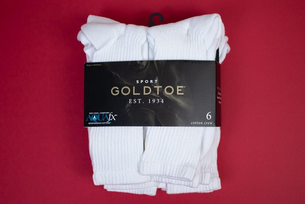 Gold Toe Men's Cotton Crew 656s Sock Review