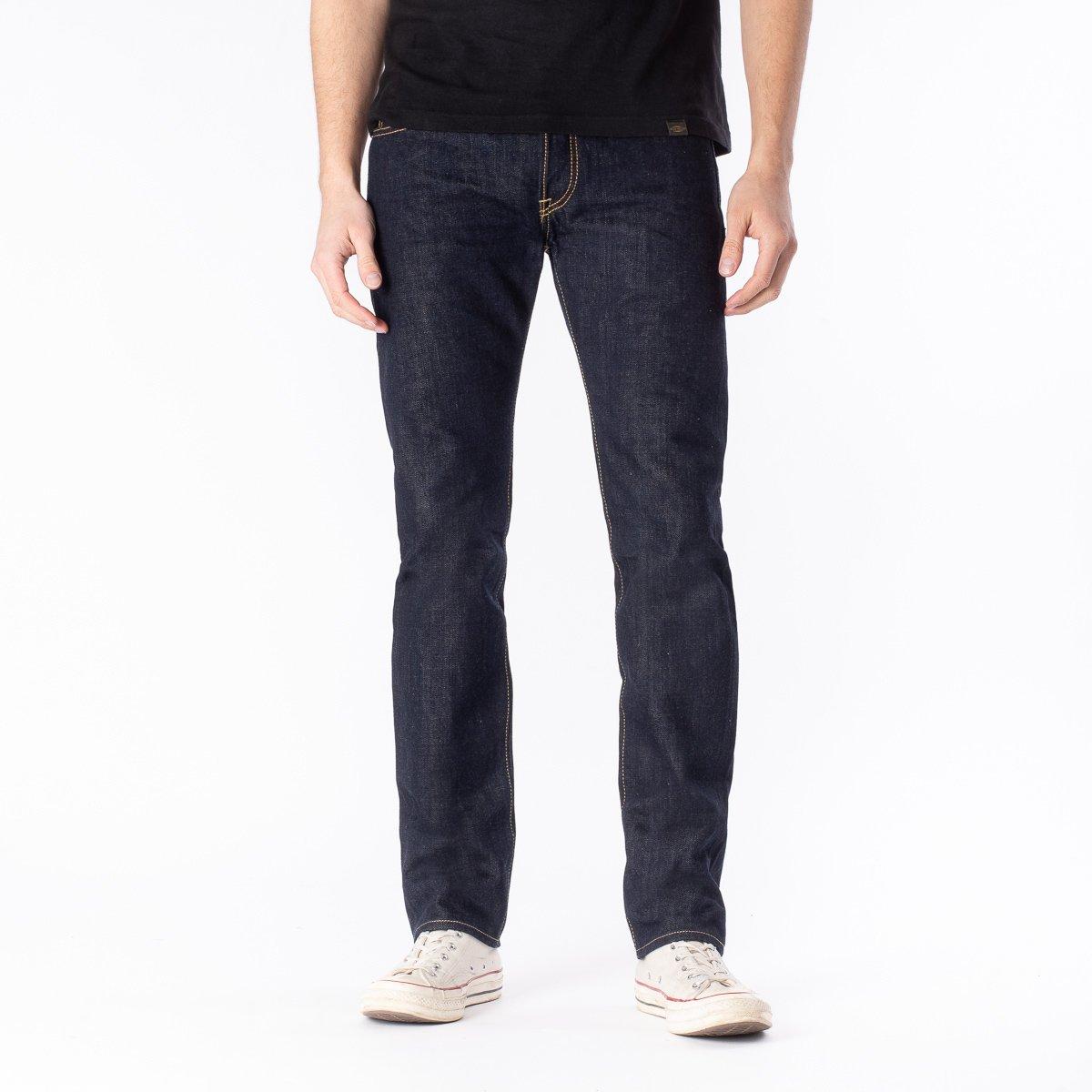 Iron Heart IH-777N 17 oz. Selvedge Denim Slim Tapered Cut Jeans