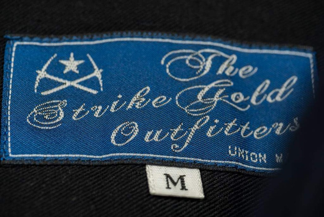 Melt-Ice-With-The-Strike-Gold's-Military-Melton-Jacket-inside-patch