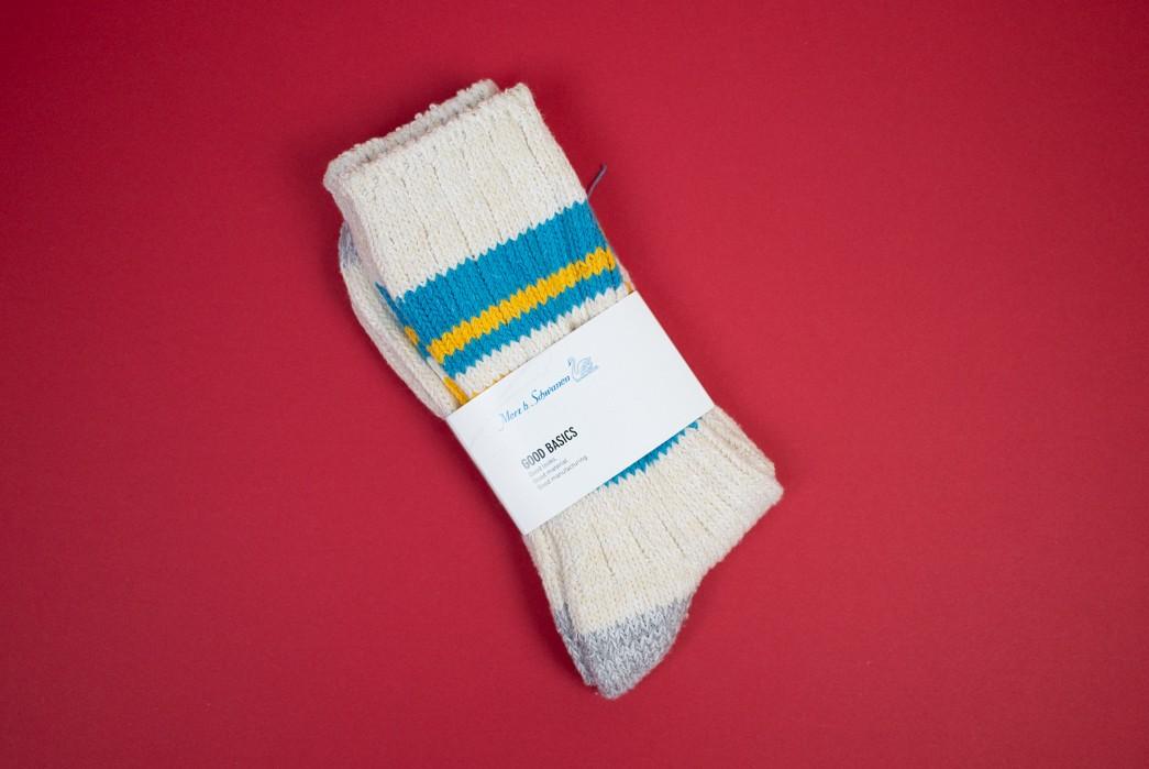 Merz B Schwanen Recycled Cotton Blend Socks Review