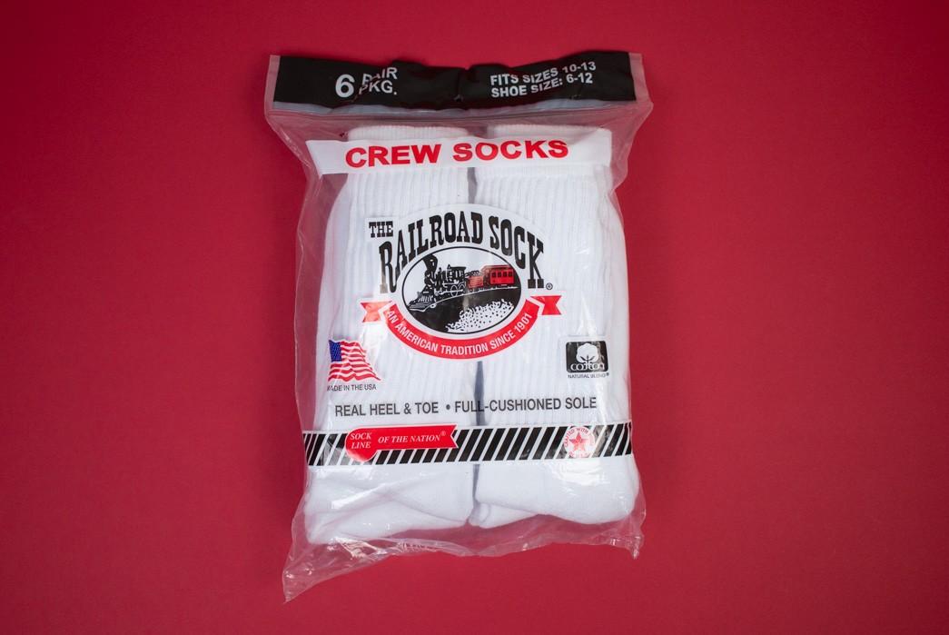 Railroad Crew Socks Review