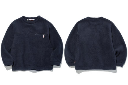 Snuggle-Up-In-Battenwear's-Lodge-Crew-Neck-front-back