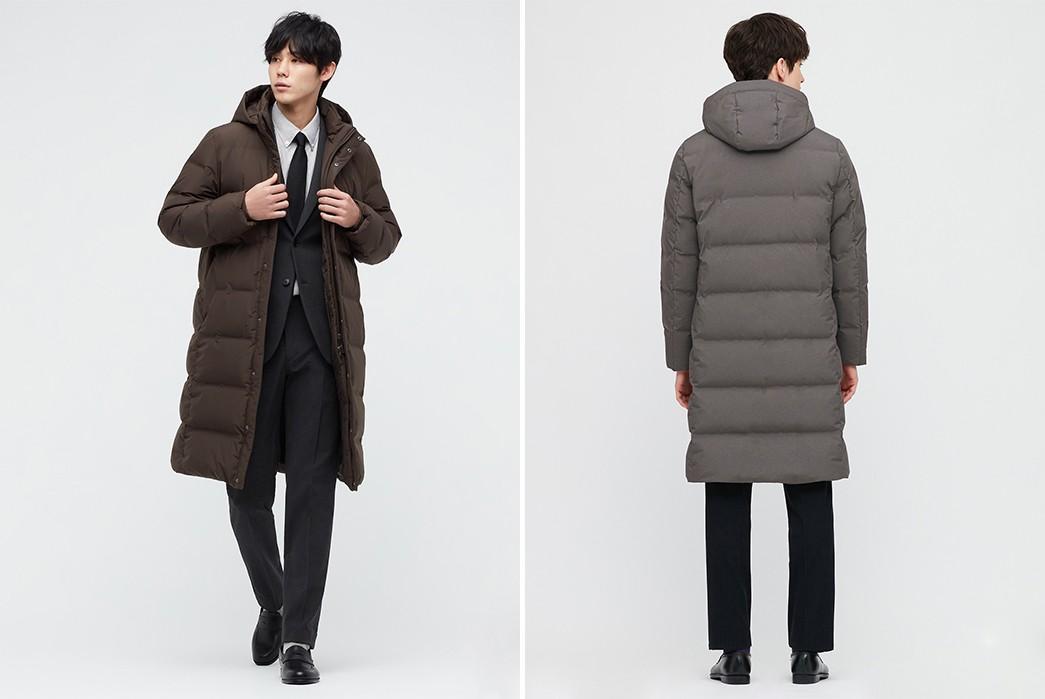 Techwear-Winter-Coats---Five-Plus-One-3)-Uniqlo-Seamless-Down-Jacket