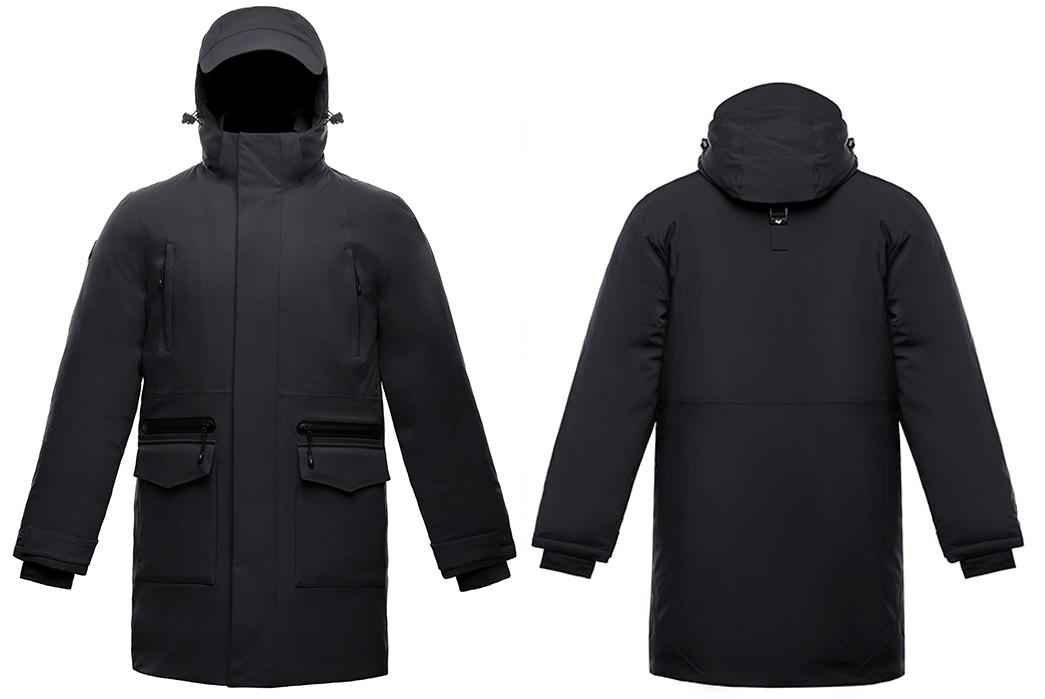 Techwear-Winter-Coats---Five-Plus-One 1) Triple Fat Goose: Downing Parka