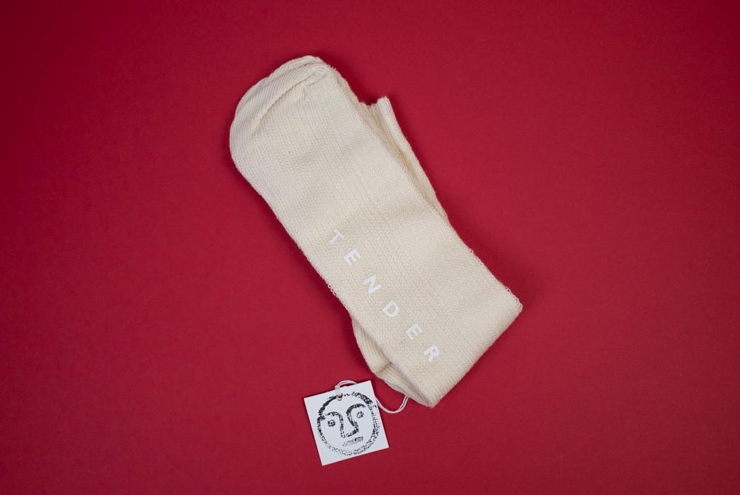 Tender Hand Linked Lightweight Cotton Socks Review