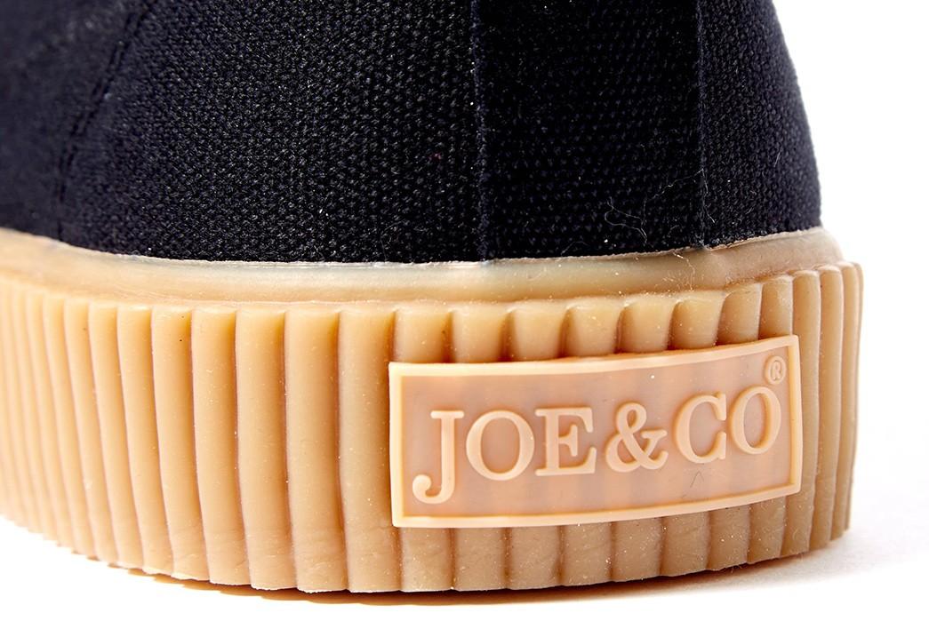 Britain's-Joe-&-Co.-Collaborates-With-Gola-To-Produce-High-Grade-Canvas-Hi-Tops-black-back-brand