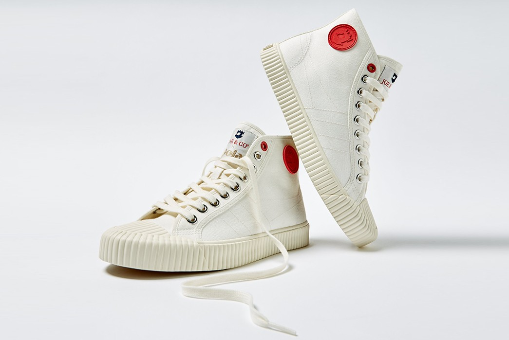 Britain's-Joe-&-Co.-Collaborates-With-Gola-To-Produce-High-Grade-Canvas-Hi-Tops-white-pair-sides