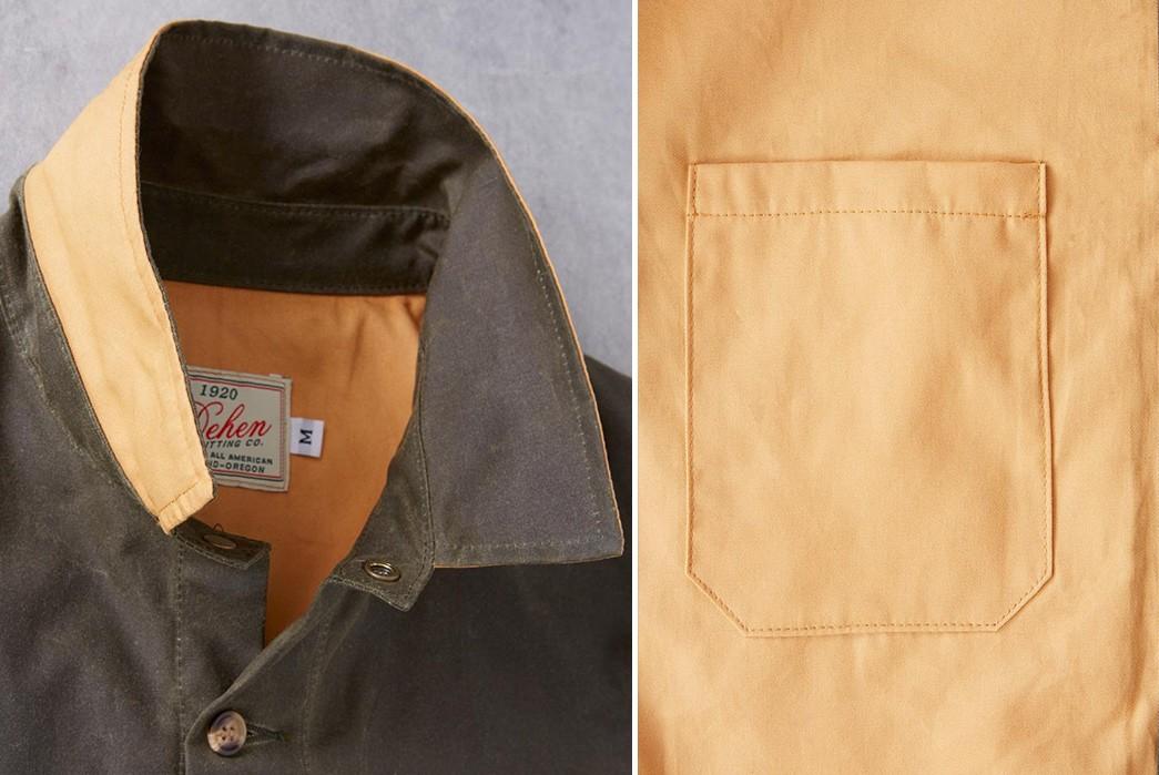 Dehen-1920-Waxes-Up-Its-Crissman-Overshirt-front-collar-and-inside-pocket