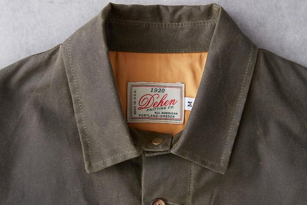 Dehen-1920-Waxes-Up-Its-Crissman-Overshirt-front-collar
