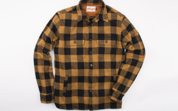 Freenote-Cloth-Goes-For-Buffalo-Gold-With-Its-Latest-Alta-Shirt-front