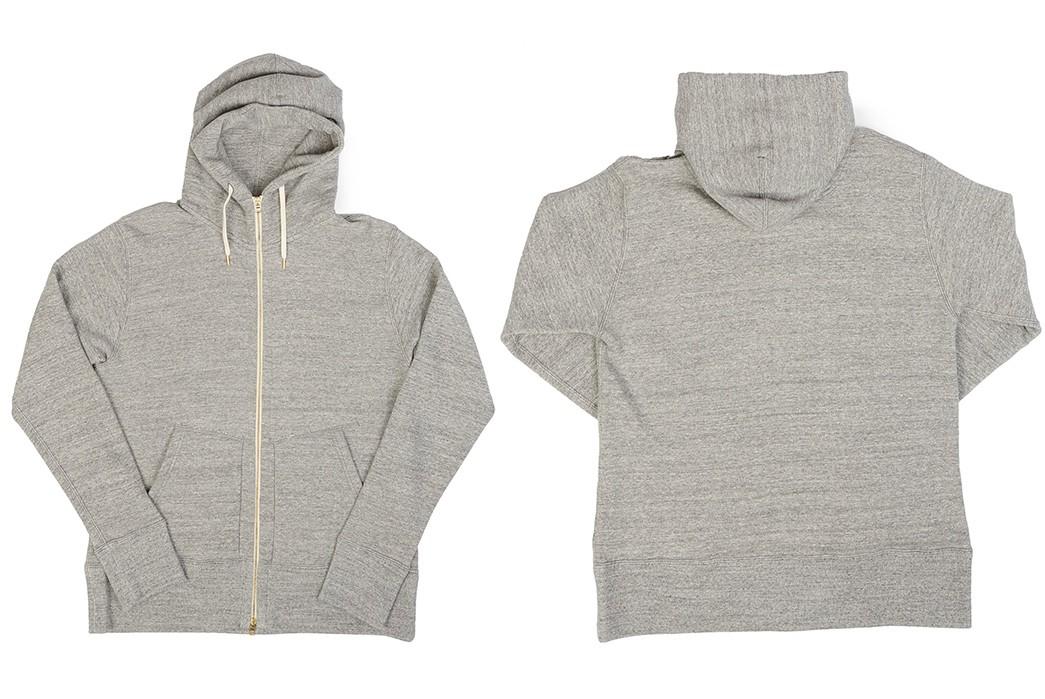 Loopwheel-Hoodies---Five-Plus-One-4)-Spellbound-Loopwheel-Hooded-Zip-Sweatshirt