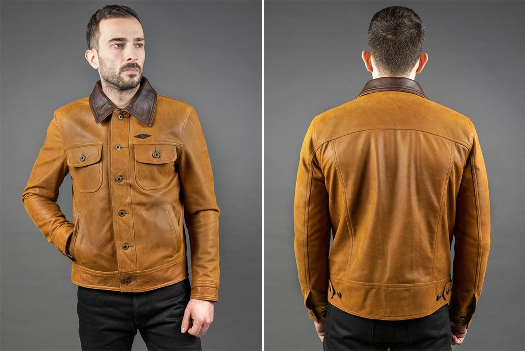 Match-The-Crema-On-Your-Coffee-With-The-Shangri-La-Heritage-Western-Jacket-model-front-back