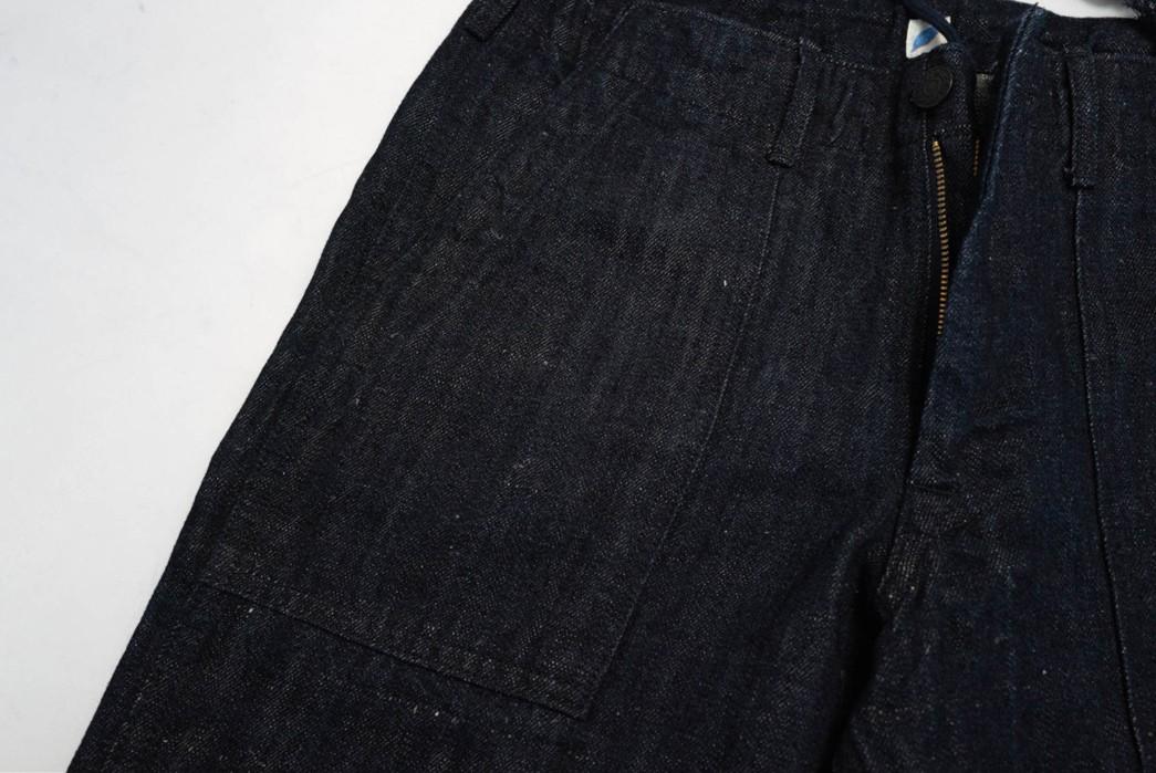PBJ-Issues-Baker-Shorts-In-12-Oz.-Cotton-Hemp-Denim-front-right-pocket