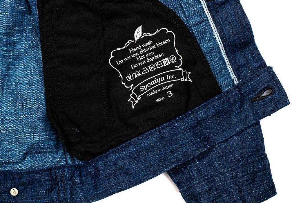PBJ's-Double-Indigo-Type-II-Utilizes-Natural-Indigo-Only-Found-In-Tokushima-sleeve-and-inside-pocket