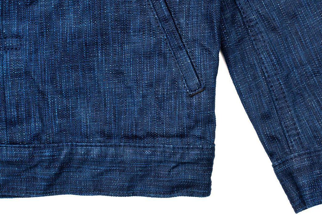 PBJ's-Double-Indigo-Type-II-Utilizes-Natural-Indigo-Only-Found-In-Tokushima-sleeve-and-pocket