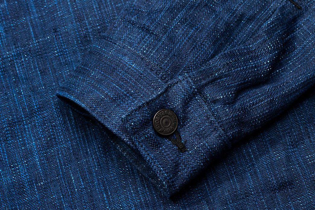 PBJ's-Double-Indigo-Type-II-Utilizes-Natural-Indigo-Only-Found-In-Tokushima-sleeve