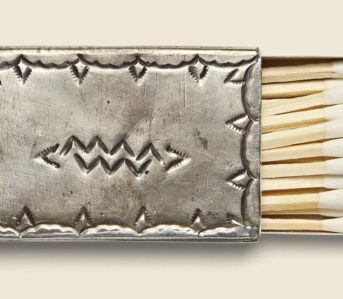 Strike-In-Silver-With-The-J-Alexander-Matchbox-Cover