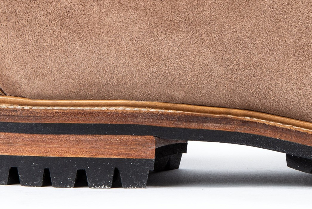 Viberg-Builds-Its-Pachena-Bay-Hiker-From-English-C.F.-Stead-Suede-single-side-detailed