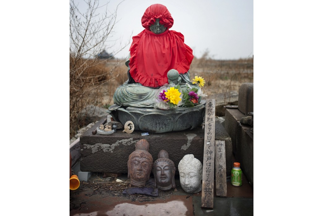 Eric-Kvatek-on-the-10-Year-Anniversary-of-the-Fukushima-Disaster-statues