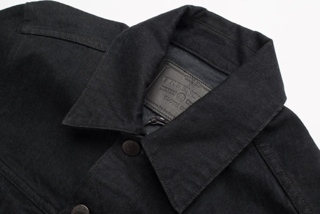 Freenote-Cloth-Renders-Is-CD1-Trucker-In-Black-Grey-Yoshiwa-Mills-Denim-front-top
