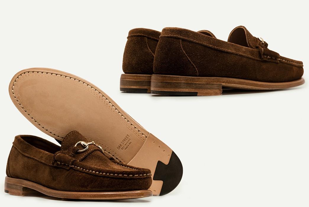 Horsebit-Loafers---Five-Plus-One-4)-Oak-Street-Bootmakers-Bit-Loafer