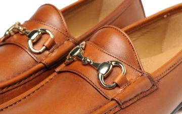 Horsebit-Loafers---Five-Plus-One-5)-Yuketen-Moc-Ischia-detailed