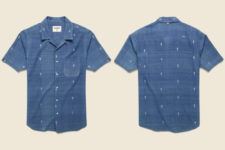 Kardo's-Diamond-Jamdhani-Lamar-Shirt-Is-Made-By-One-Tailor-front-back