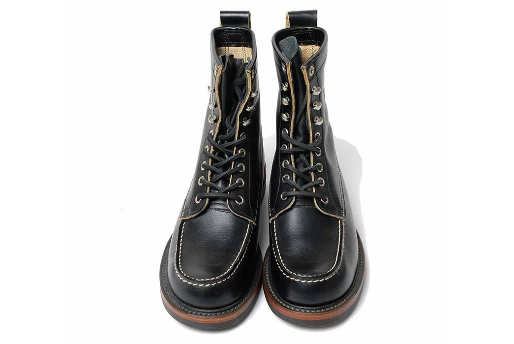 Lone-Wolf's-Wood-Cutter-Boot-Oozes-Utilitarian-Attitude-pair-black