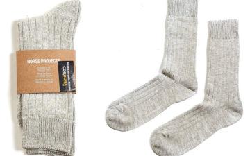 Norse-Projects-Weaves-Cordura-Into-This-Pair-Of-Its-Bjarki-Rib-Socks