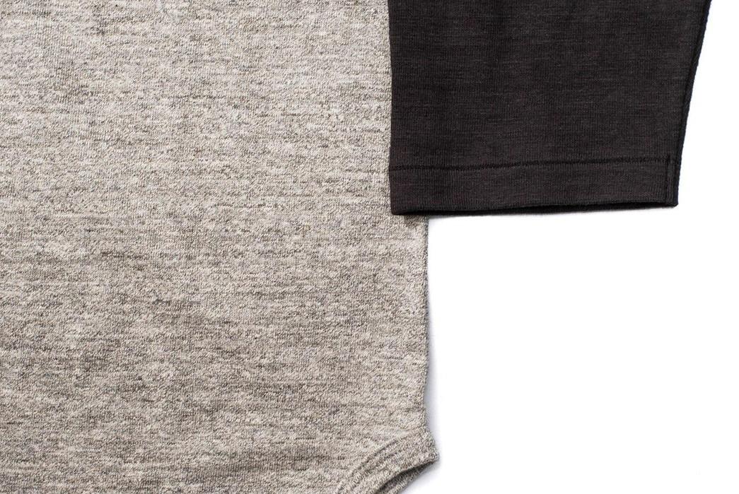 Warehosue-&-Co.-Pitches-Tubular-Knit-Baseball-Tees-black-sleeve
