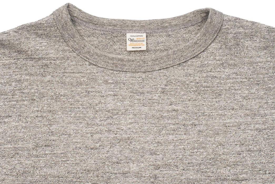 Warehosue-&-Co.-Pitches-Tubular-Knit-Baseball-Tees-grey-front-top