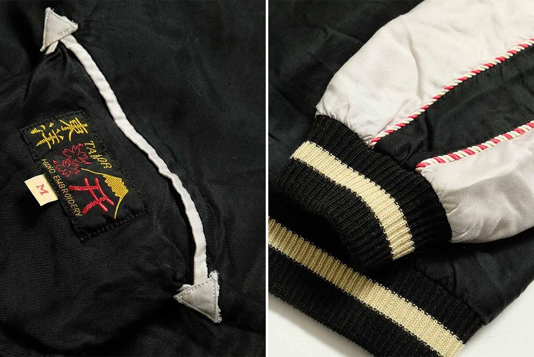 Tailor-Toyo-Recreates-Vintage-Sukajans-With-Its-'Aging-Model'-Souvenir-Jackets-pocket-sleeve