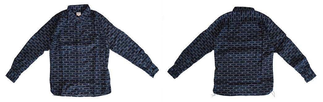 Textured,-Indigo-Work-Shirts---Five-Plus-One-2)-Momotaro-Work-Shirt-in-Indigo-Jacquard