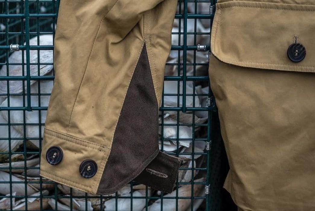 Giveaway – Atlantic Rancher Boatyard Jacket