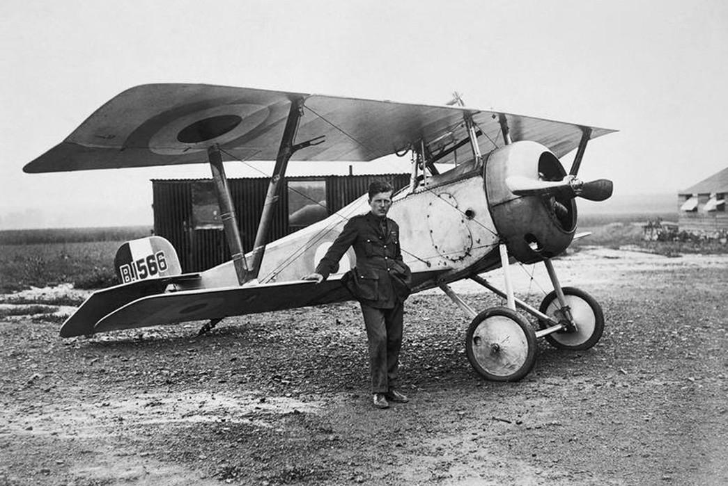 Flight Jacket History 2 – Aces of World War One
