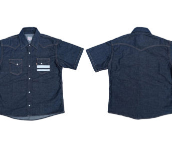 Go-To-Battle-Western-Style-With-Momotaro's-Latest-Short-Sleeve-Shirt-front-back