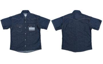 Go-To-Battle-Western-Style-With-Momotaro's-Latest-Short-Sleeve-Shirt-front-back
