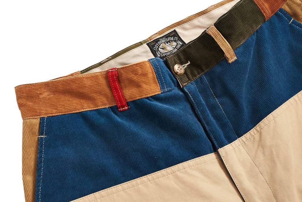 Hitoshi-Tsujimoto's-Technicolor-Dreamcoat-(And-pants)-multicolor-pants-top