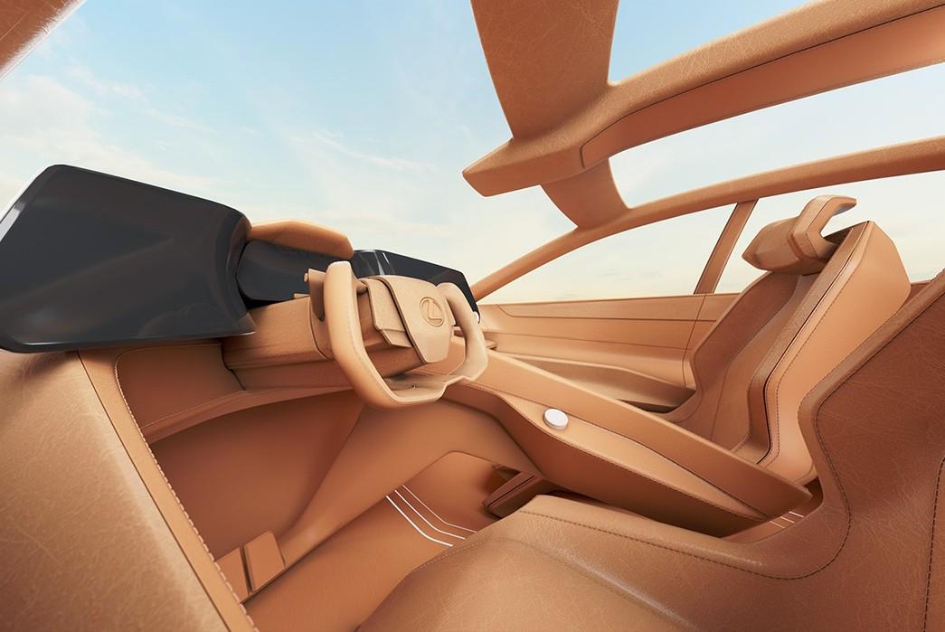 Lexus-Collaborates-With-Hender-Scheme-To-Create-Visual-Veg-Tan-Interiors-dark