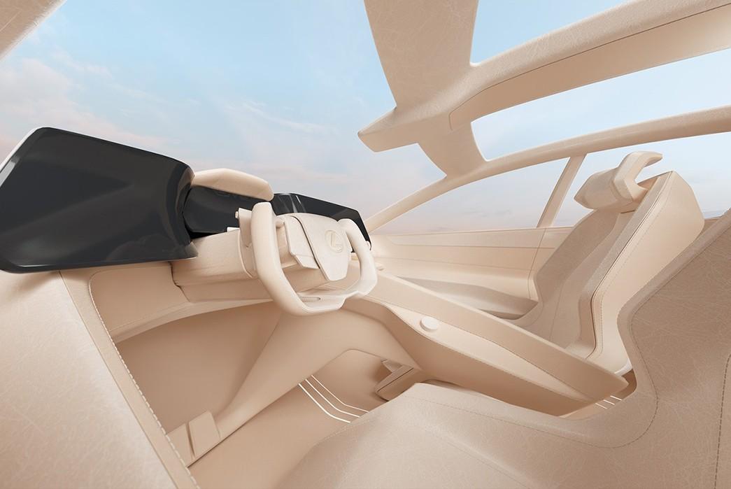 Lexus-Collaborates-With-Hender-Scheme-To-Create-Visual-Veg-Tan-Interiors