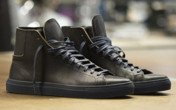 Opie-Way-Sews-Up-An-Exclusive-Sneaker-For-Raleigh-Denim