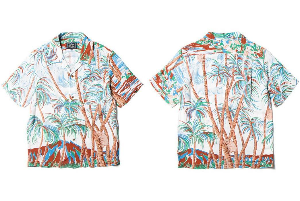 Rayon-Aloha-Shirts---Five-Plus-One-3)-Studio-d'Artisan-SP-035-Aloha-Shirt
