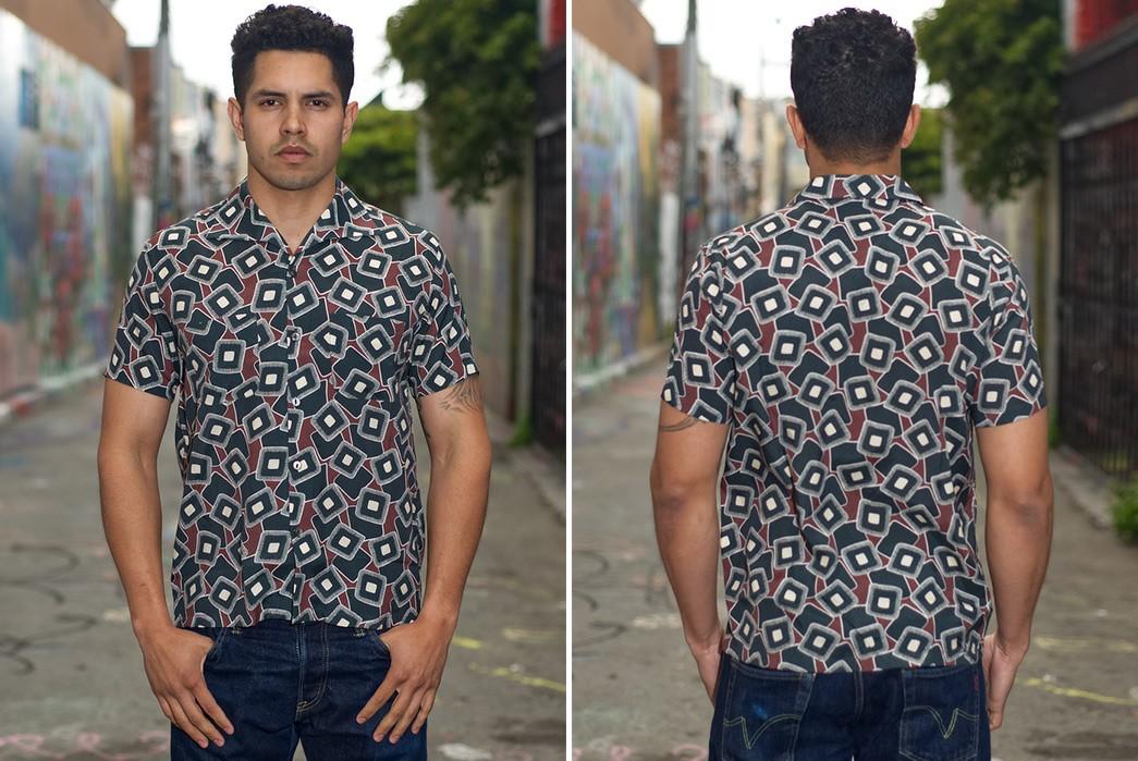 Rayon-Aloha-Shirts---Five-Plus-One-4)-Stevenson-Overall-Co-Libertine-Silk-&-Rayon-Blend-Shirt