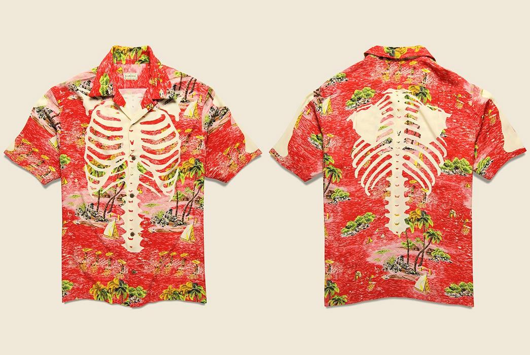 Rayon-Aloha-Shirts---Five-Plus-One-Plus-One---Kapital-Kamehameha-Aloha-Shirt