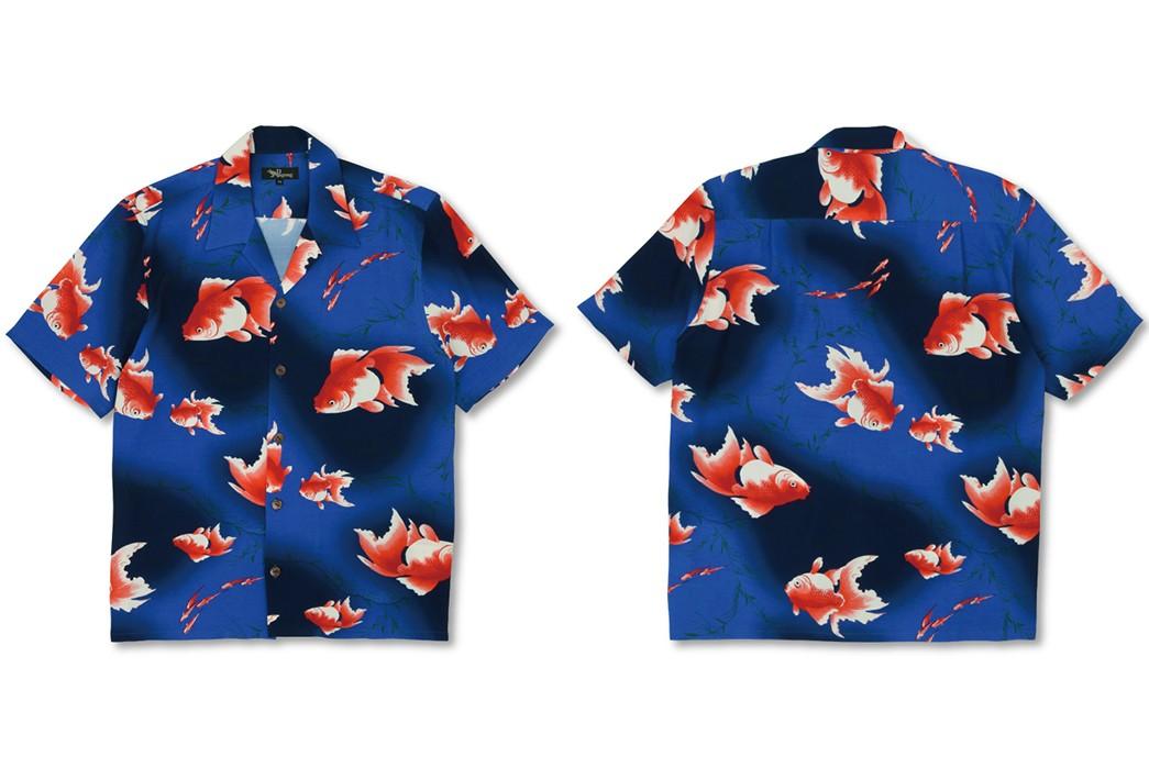 Rayon-Aloha-Shirts---Five-Plus-One