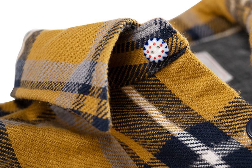 Suevas-Sews-Up-Its-First-Flannel-Shirt-collar-front
