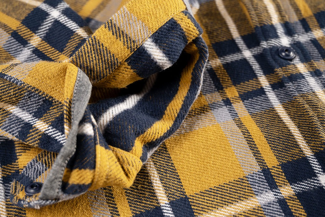 Suevas-Sews-Up-Its-First-Flannel-Shirt-sleeve-and-buttom