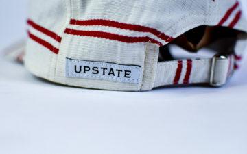 Upstate-Stock-Turns-Surplus-Mask-Fabrics-Into-Ball-Caps