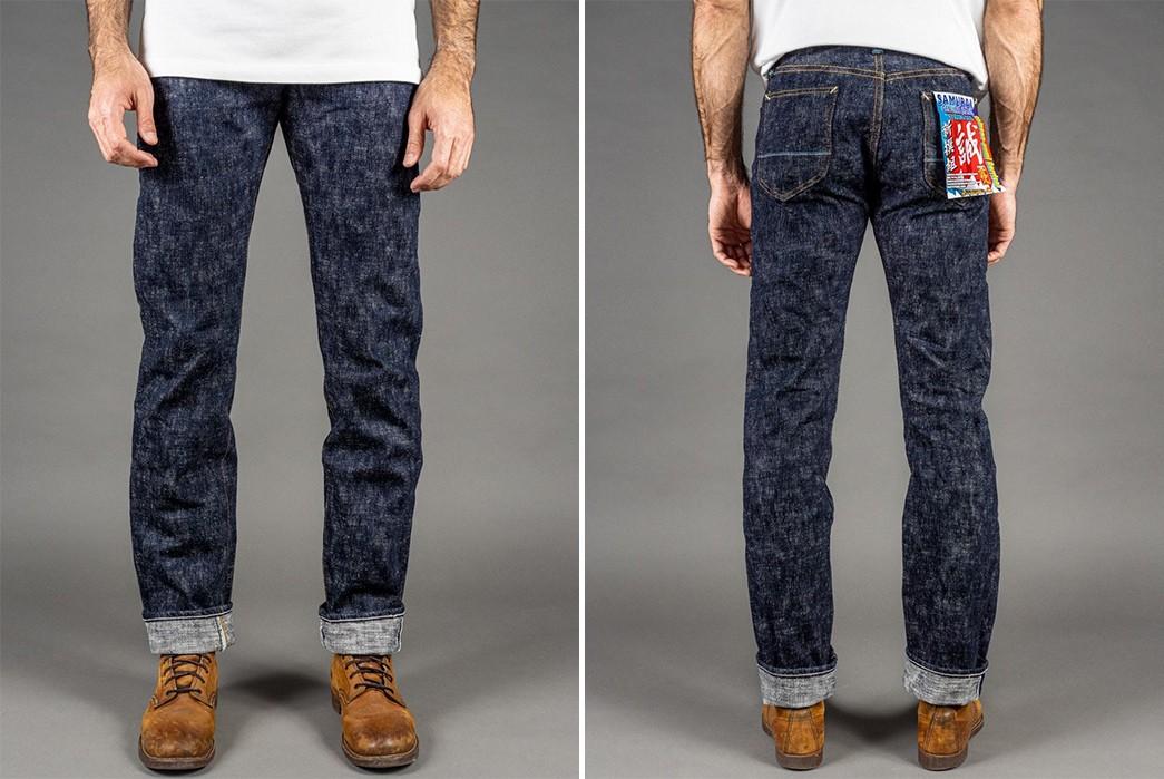 Highly-Textured-Jeans---Five-Plus-One-4)-Samurai-S710SXJ-SSG-Shinsengumi-Makoto