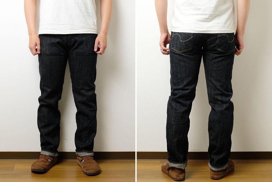 ONI's-515-Kiraku-II-Trims-The-Fat-But-Keeps-The-Slub-front-back-model